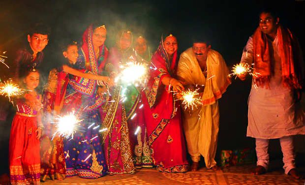 Five Days of Diwali Festival