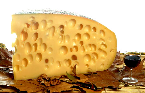 learn-different-types-of-cheese-emmenthal