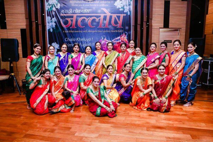 Maharashtra Mandal Jakarta (MMJ) Jallosh 2018