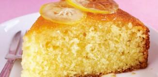 Orange Semolina Cake (Greek)