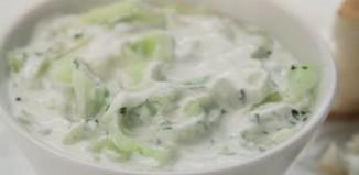 cucumber yogurt