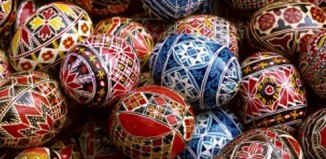10 Amazingly Simple Easter Egg Designs