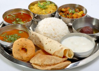 Indian Vegetarian Home/Office Delivery in Jakarta