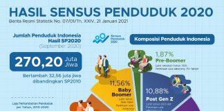 indonesia census 2020