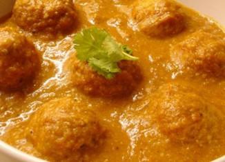 Indian Food Recipe: Malai Kofta