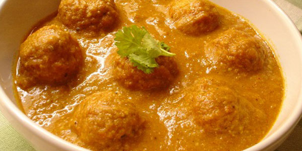 Indian Food Recipe: Malai Kofta