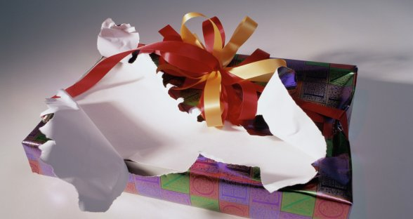 Be Eco-Friendly & ReUse Gift Wrapping Paper