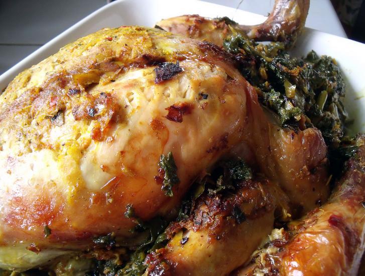 Balinese Recipe: Ayam Betutu