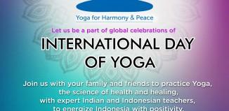 Celebrating 21 June as the International Day of Yoga