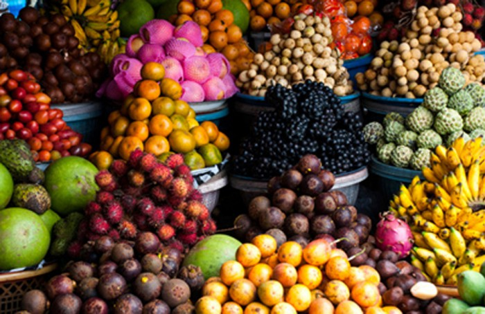 INDONESIAN FRUITS