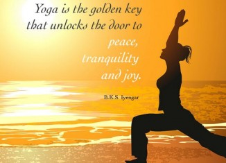 Happiness is Yoga