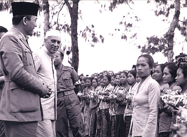 Nehru - Soekarno Photogallery