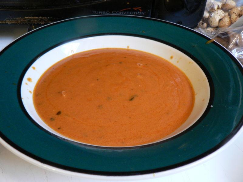 Tomato Potato Soup
