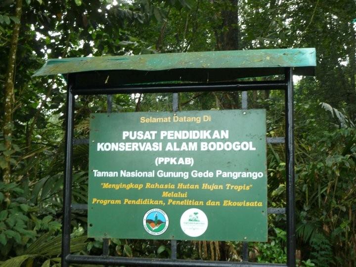 Gunung Gede National Park