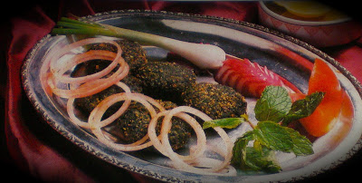 Indian Food Recipe: Methi Aur Palak Tikki