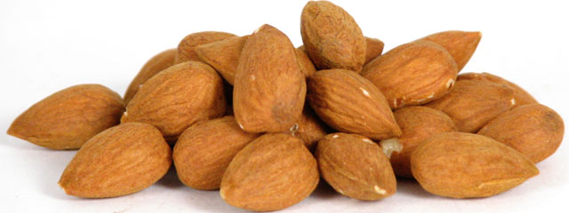Recipes: Nutty Almonds