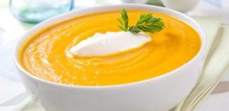 Carrot – Ginger Soup