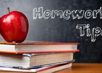 Homework Tips