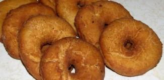 mash popato donuts
