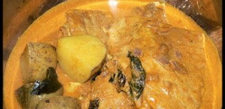 omelet curry