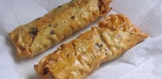 papad Roll recipe