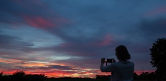 Photography at Dusk
