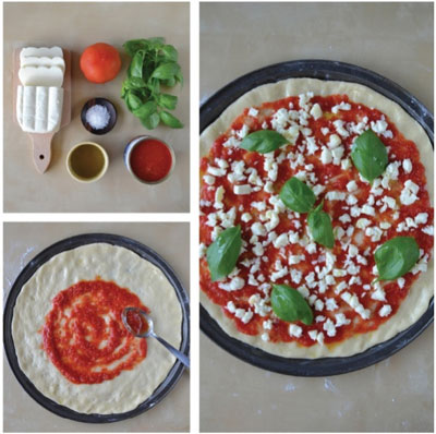 So Simple and So Good – Pizza Margherita