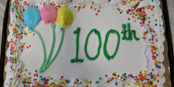 How to live to celebrate your 100th birthday!