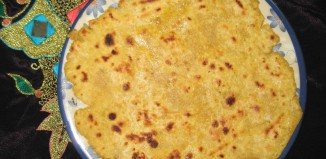Typical Punjabi Food – Makki di Roti
