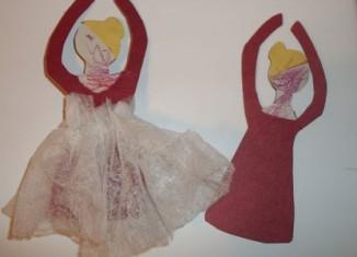 Ballerina Puppets