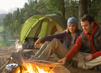 Top Ten Safety Tips for Camping Outdoors