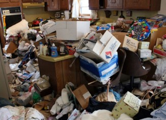 Too Much Clutter Around You