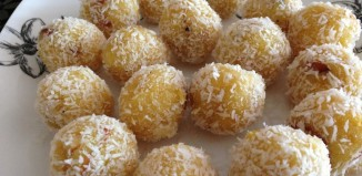 Coconut Laddoos