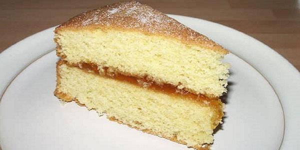 Eggless ASponge Cake