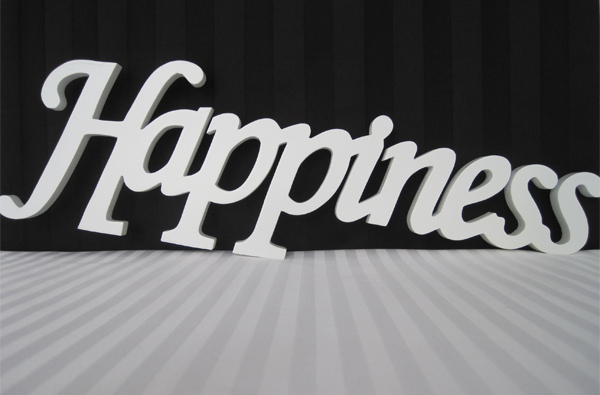 happiness word