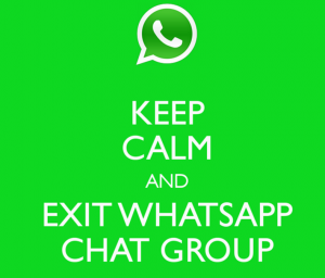 how-to-leave-whatsapp-group