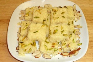 Make Kalakand at home