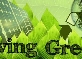 LIVING GREEN on EARTHDAY