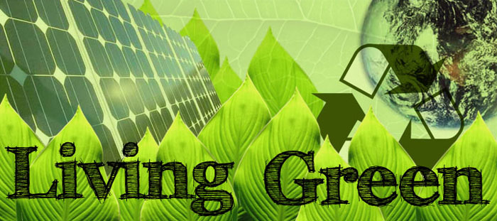 LIVING GREEN on EARTHDAY