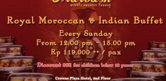 MAROUSH 'Middle Eastern Luxury'