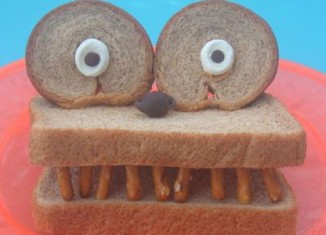 Mini Bread Monsters