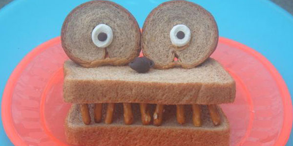 Mini Bread Monsters