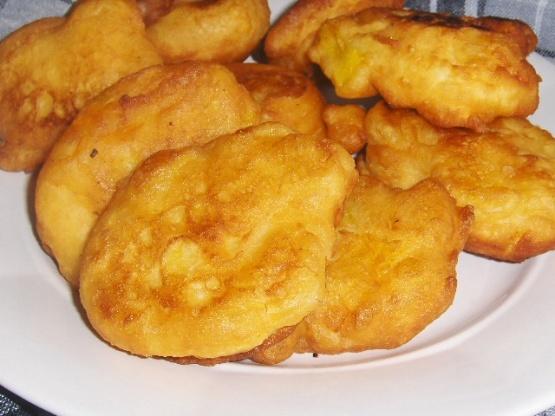 papaya-fritter
