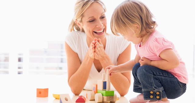 Catch Your Child in the Act of Being Good