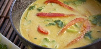 RAW THAI CURRY SOUP
