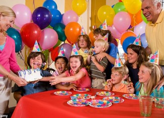Toddler Birthday Bash