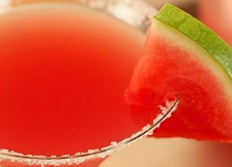 Watermelon Martini!