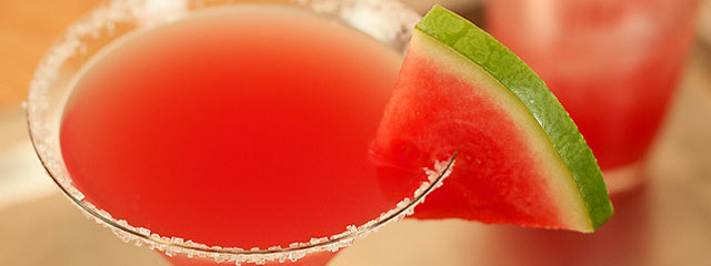 Watermelon Martini!