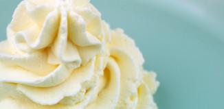 Honey Whipped Cream