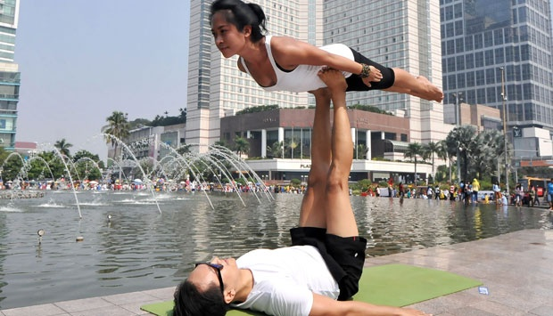 List of Yoga Centers in Jakarta